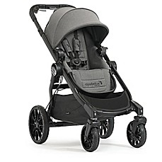 image of Baby Jogger® 2017 City Select® LUX Stroller in Ash