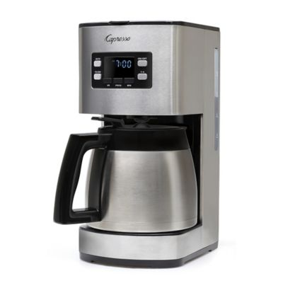 Buy Capresso ST300 Thermal Coffee Maker from Bed Bath & Beyond