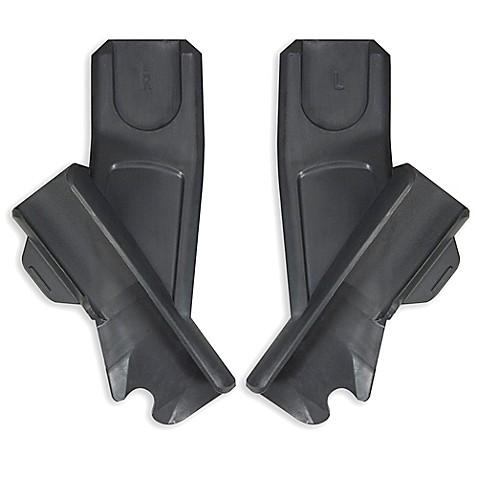 uppababy 2015 vista stroller lower car seat adaptor for maxi cosi nuna infant car seats bed. Black Bedroom Furniture Sets. Home Design Ideas