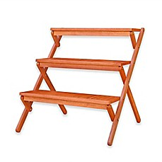 Outdoor Planters Amp Plant Stands Metal And Wooden Plant