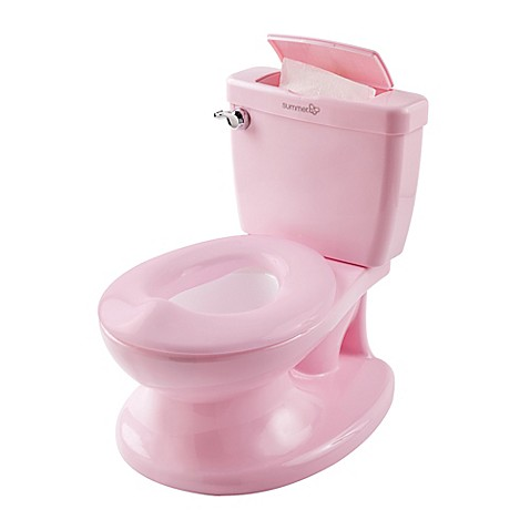 Summer Infant 174 My Size Potty In Pink Bed Bath Amp Beyond