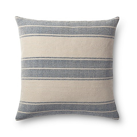 Magnolia Home By Joanna Gaines Carter Square Throw Pillow
