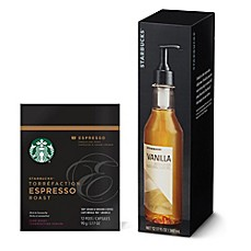 image of Starbucks® Verismo™ Pods and Syrups