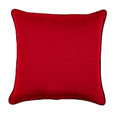 Image Of Forsyth 17 Inch Square Outdoor Throw Pillow