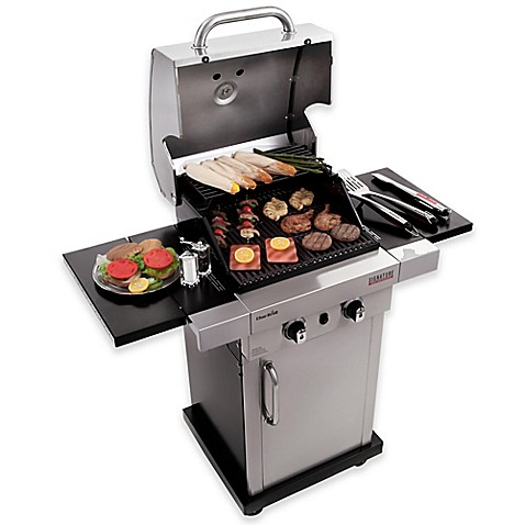 Char-Broil® Signature™ TRU-Infrared 463675016 Cabinet 325 2-Burner ...
