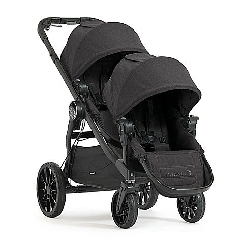 baby jogger 2017 city select lux stroller second seat kit bed bath beyond. Black Bedroom Furniture Sets. Home Design Ideas
