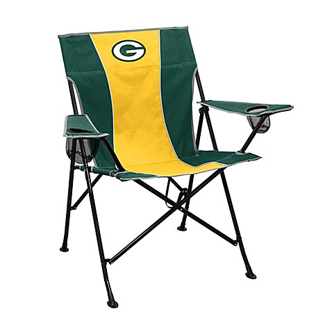 Captivating NFL Green Bay Packers Foldable Pregame Chair