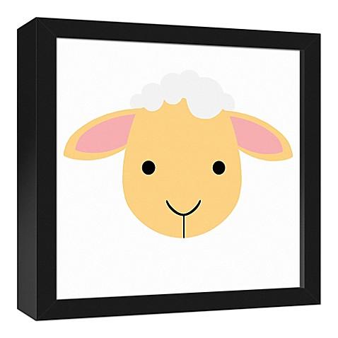 designs direct lamb face framed friend framed canvas wall art bed rh bedbathandbeyond com Wound Care Nurse Clip Art My Clean Room Clip Art