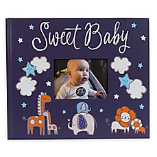 image of Tri-Coastal Design Baby Love Memory Book