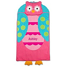 image of Stephen Joseph® Owl Nap Mat in Pink