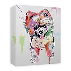 image of Pomie Paint 16-Inch x 20-Inch Canvas Wall Art