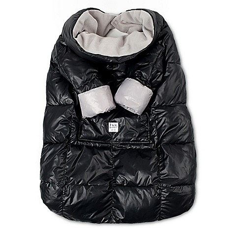 7am enfant easy cover small wearable blanket in black buybuy baby. Black Bedroom Furniture Sets. Home Design Ideas