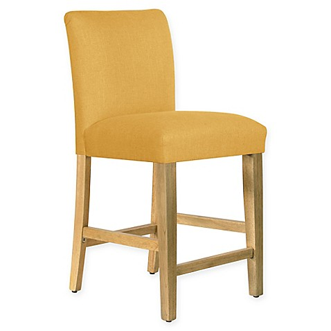 Buy Skyline Furniture Becker Counter Stool In Linen French