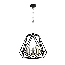 Chandeliers - Traditional, Modern & Glass Chandeliers - Bed Bath ...