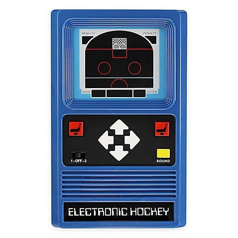 Electronic Hockey Game