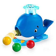 image of Bright Starts™ Having a Ball™ Silly Spout Whale Ball Popper™