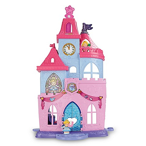 Fisher-Price® Disney® Princess Magical Wand Palace - buybuy BABY