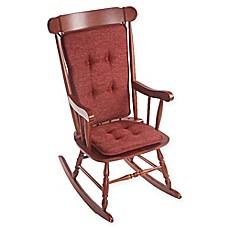 Image Of Klear Vu Embrace 2 Piece Gripper® Rocking Chair Pad Set