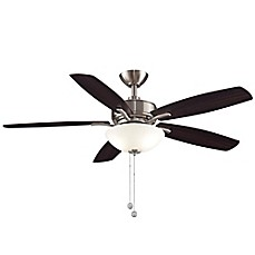 image of Fanamation Aire Deluxe LED 2-Light Ceiling Fan