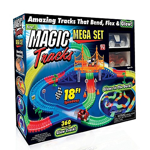 Magic Traks Cars Bed In Bath And Beyond
