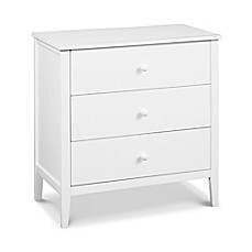image of carter's® by DaVinci® Morgan 3-Drawer Dresser in White