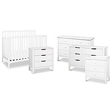 image of carter's® by DaVinci® Taylor Crib Furniture Collection in White