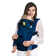 image of LÍLLÉbaby® Complete All Seasons Baby Carrier in Navy