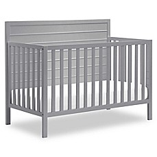 image of carter's® by DaVinci® Morgan 4-in-1 Crib in Grey