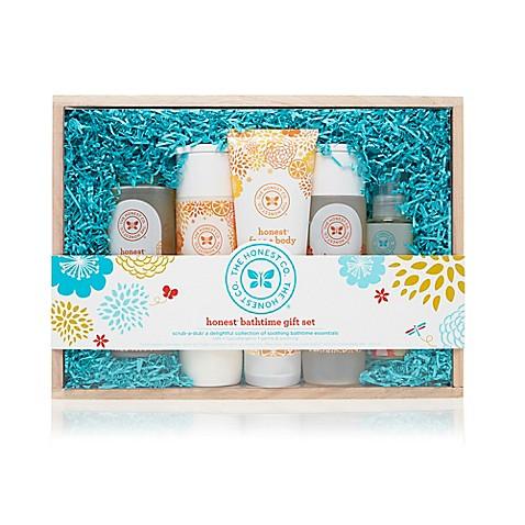 Honest Bath Time Gift Set Buybuy Baby
