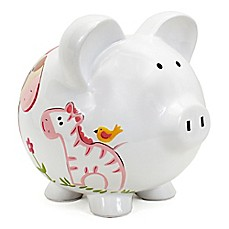 image of Child to Cherish™ Jungle Jill Piggy Bank
