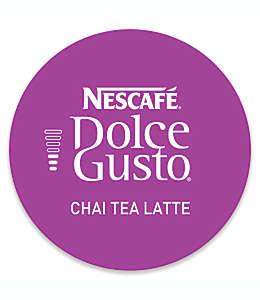 Cápsulas Nescafe® Dolce Gusto® Chai Tea Latte, Paquete de 16 pzs