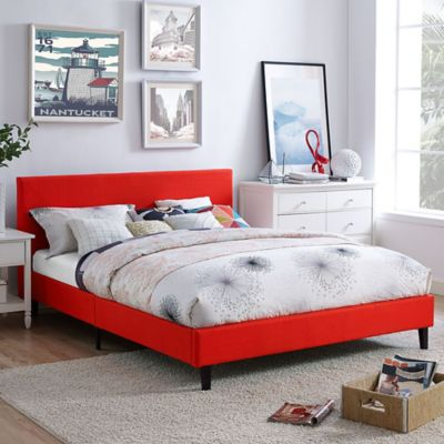 image of Modway Anya Queen Bed Frame