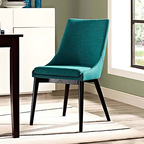 Modway Viscount Fabric Dining Chair Bed Bath Amp Beyond