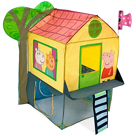 Playhutu0026reg; Peppa Pig Tree House Play Tent  sc 1 st  Bed Bath u0026 Beyond & Playhut® Peppa Pig Tree House Play Tent - Bed Bath u0026 Beyond