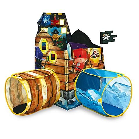 Playhut 174 Cubetopia Island Fort Play Tent Bed Bath Amp Beyond