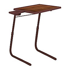 Image Of Table Mate® Adjustable Table In Wood Grain