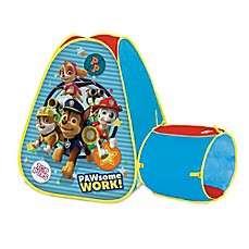 image of Playhut® PAW Patrol™ Hide About Pop-Up Tent  sc 1 st  Bed Bath u0026 Beyond & Kids Tents | Play Tunnels | Pop Up Tents - Bed Bath u0026 Beyond