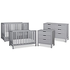 image of carter's® by DaVinci® Colby Crib Furniture Collection in Grey