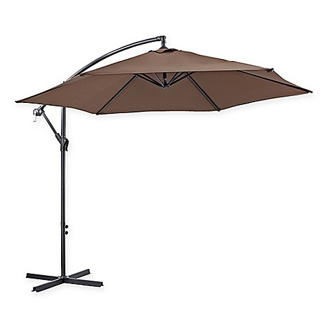 Forest Gate Cantilever 9 Foot Patio Umbrella Bed Bath