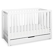 image of carter's® by DaVinci® Colby 4-in-1 Crib with Drawer in White