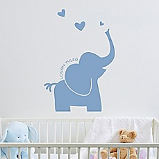 image of Zoo Animals Vinyl Decal Wall Art