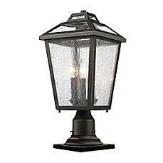 image of Bayla Hanging Outdoor Lantern Collection