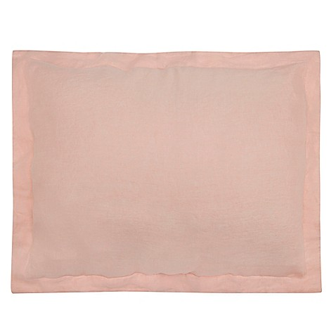 Buy Levtex Home Washed Linen Standard Pillow Sham In Blush