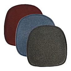 Image Of Klear Vu GripperR Tonic Bistro Chair Pads Set 2