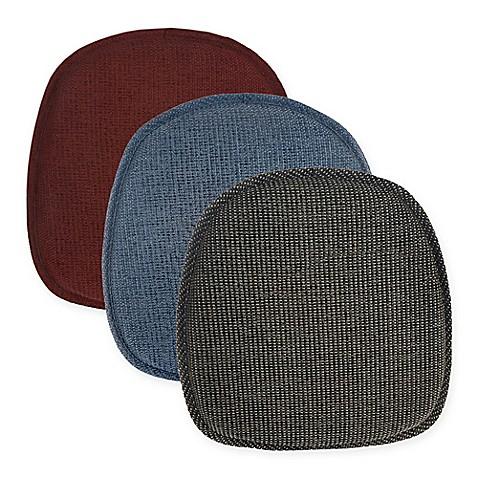 Klear Vu Gripper 174 Tonic Bistro Chair Pads Set Of 2 Bed