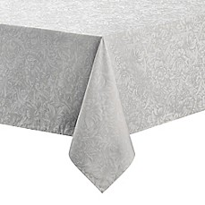 Image Of Waterford® Linens Peony Tablecloth