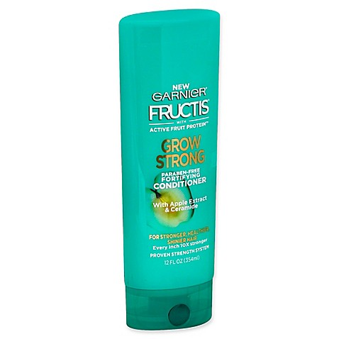 Garnier 174 Fructis 174 Grow Strong 12 Fl Oz Conditioner With