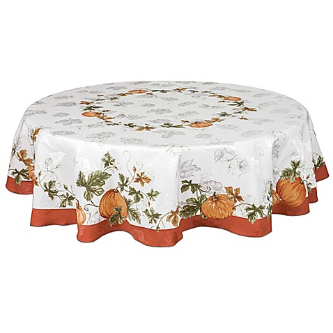 Buy Bardwil Linens Cedar Grove 70 Inch Round Tablecloth