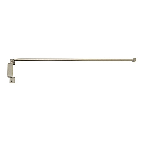 Innovative 20-Inch to 36-Inch Adjustable Swing Arm Brent Curtain Rod ...
