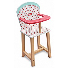 image of Indigo Jamm® Hearts High Toy Chair